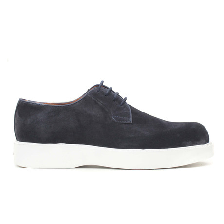 Laci Suet Sneaker // Navy Blue (Euro: 40)