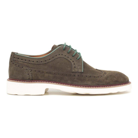 Bosco Suet Wingtip // Brown (Euro: 40)