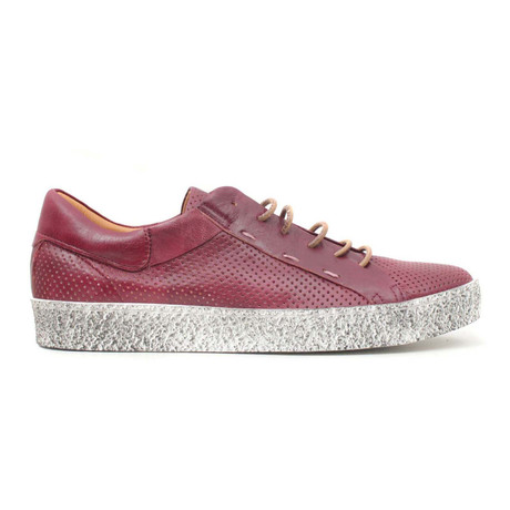 Legno Yikamali Bordo Sneaker // Claret Red (Euro: 40)