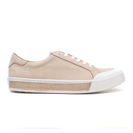 Kemik Nubuk Sneaker // Bone (Euro: 40)