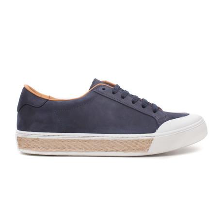 Nubuk Laci Sneaker // Navy Blue (Euro: 40)