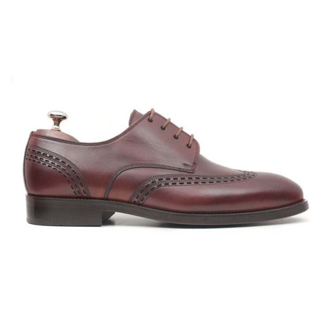 Findik Scala Wingtip // Nut Brown (Euro: 40)