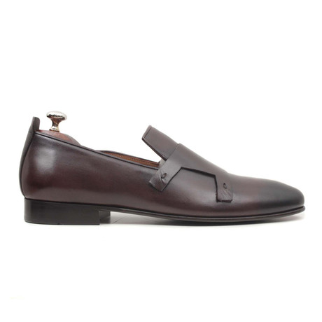 Kahve Scala Loafer // Brown (Euro: 40)