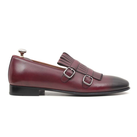 Taba Antik Double Monkstrap Loafer // Tab (Euro: 40)