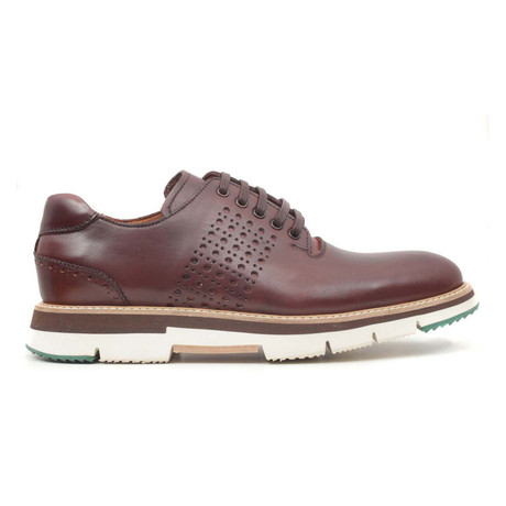 Findik Scala Detailed Sneaker // Nut Brown (Euro: 40)
