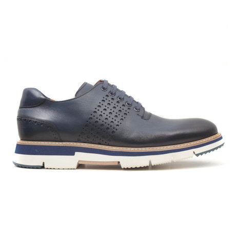 Lacivert Scala Detailed Sneaker // Navy Blue (Euro: 40)