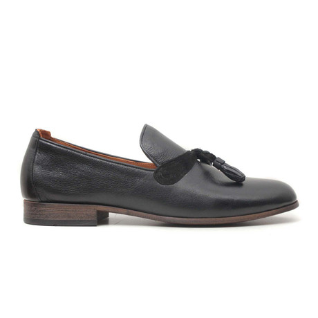 Black Toledo Loafer // Black (Euro: 40)
