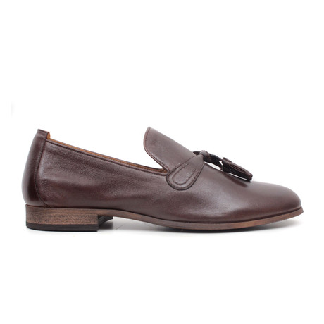 Praline Toledo Loafer // Brown (Euro: 40)