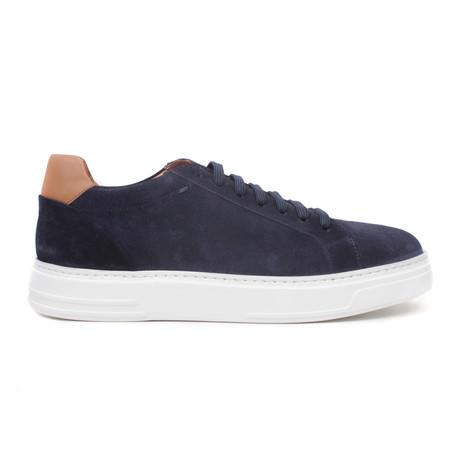 Lacivert Suet Sneaker // Navy Blue (Euro: 40)