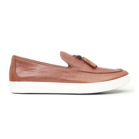 Coconut Toledo Loafer // Brown (Euro: 40)