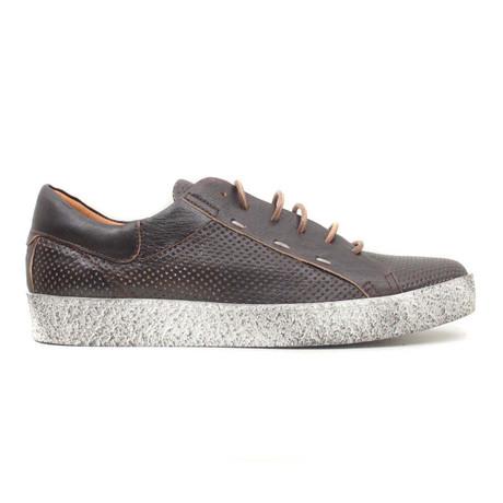 Kahve Yikamali Legno Sneaker // Brown (Euro: 40)