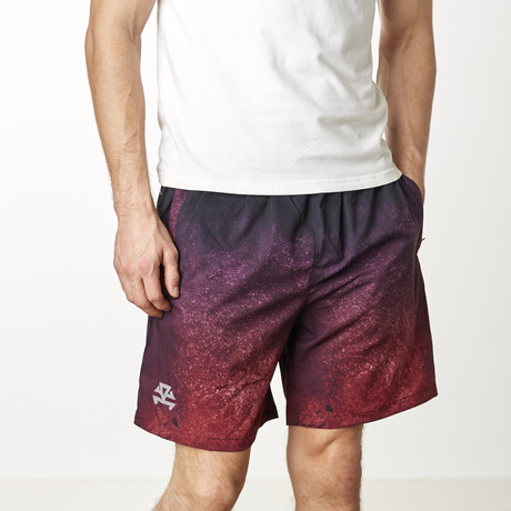 UltraLight Training Shorts // Embers (XS)