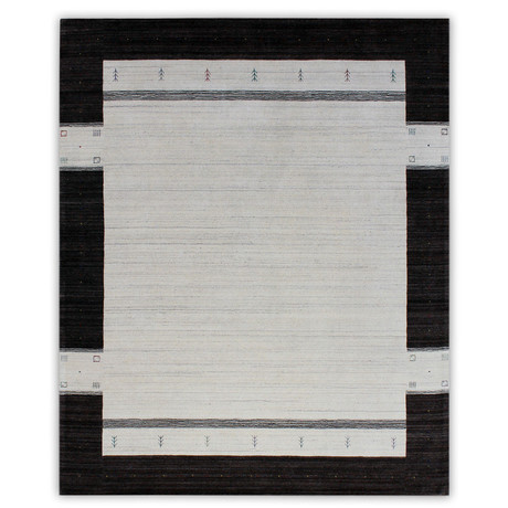 Loom Collection // Geometric Wool Rug II