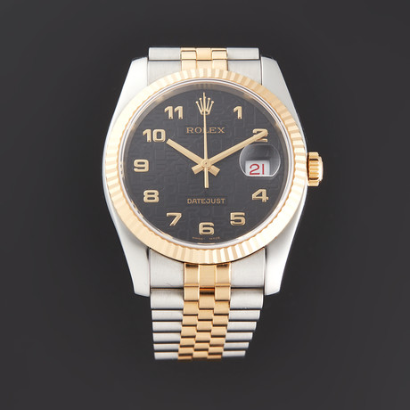 Rolex Datejust 36 Automatic // 116233 // F Serial // Pre-Owned