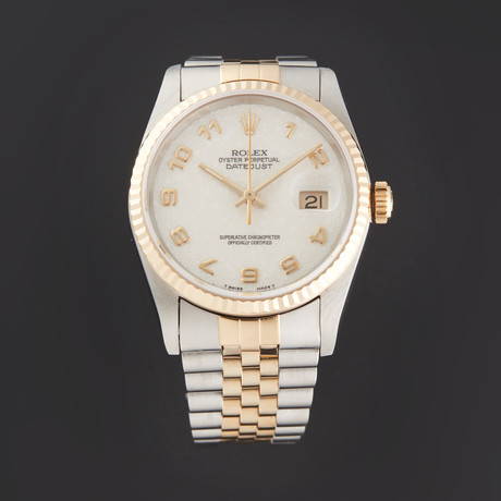 Rolex Datejust 36 Automatic // 16233 // T Serial // Pre-Owned