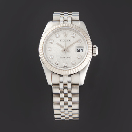 Rolex Lady Datejust 26 Automatic // 179174 // D Serial // Pre-Owned