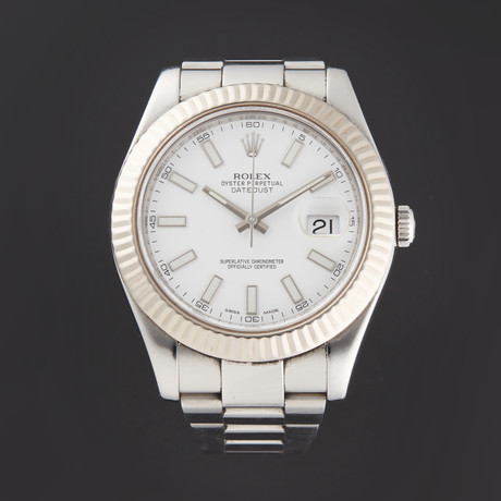 Rolex Datejust 41 Automatic // 116334 // G Serial // Pre-Owned