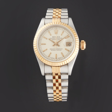 Rolex Lady Datejust 26 Automatic // 69173 // X Serial // Pre-Owned