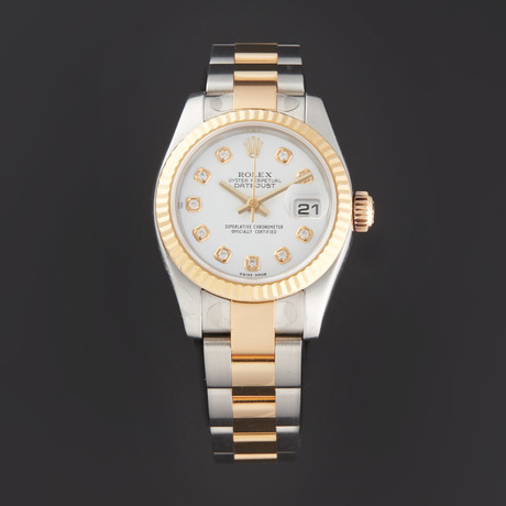 Rolex Lady Datejust 26 Automatic // 179173 // D Serial // Pre-Owned