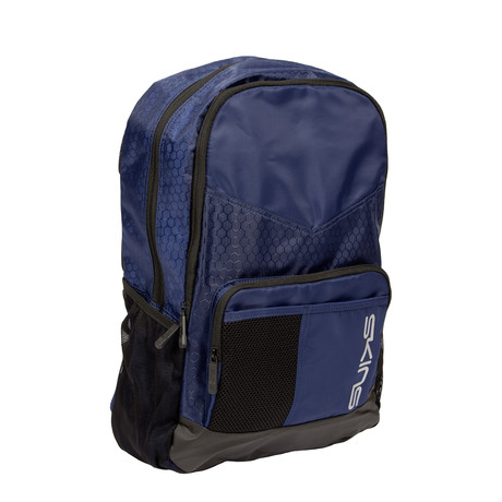 SKINS Sports Backpack// Navy Blue