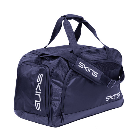 SKINS Training Duffle Bag // Navy Blue