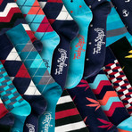 Mystery Assorted Sock Bundle // Set of 10