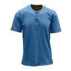 Brighton Shirt // Slate Blue (S)