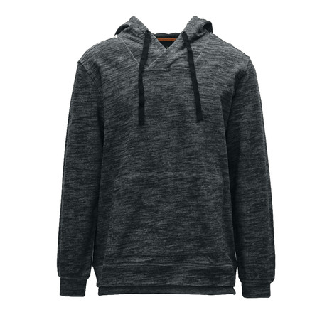 Churchill Hoodie // Heather Charcoal (S)