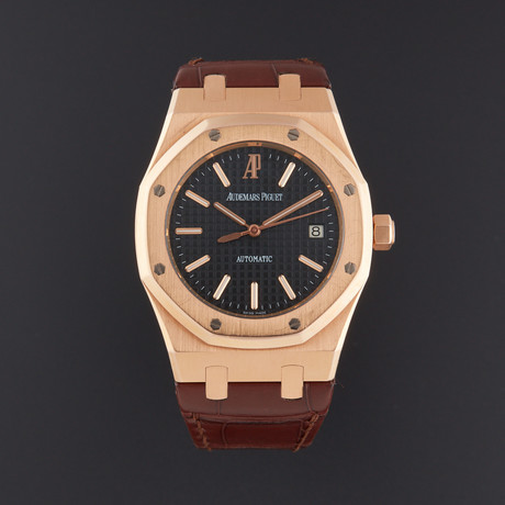 Audemars Piguet Royal Oak Automatic // 15300OR.OO.D088CR.01 // Pre-Owned
