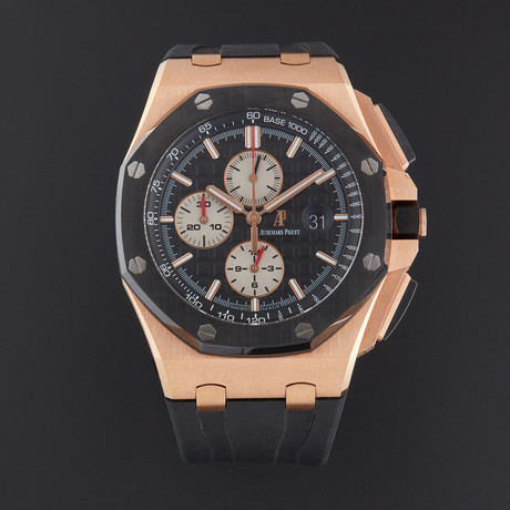 Audemars Piguet Royal Oak Offshore Chronograph Automatic // 26401RO.OO.A002CA.01 // Pre-Owned
