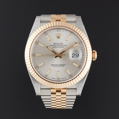 Rolex Datejust 41 Automatic // 126333 // Random Serial // Store Display