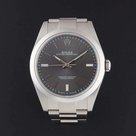 Rolex Oyster Perpetual 39 Automatic // 114300 // Random Serial // Store Display