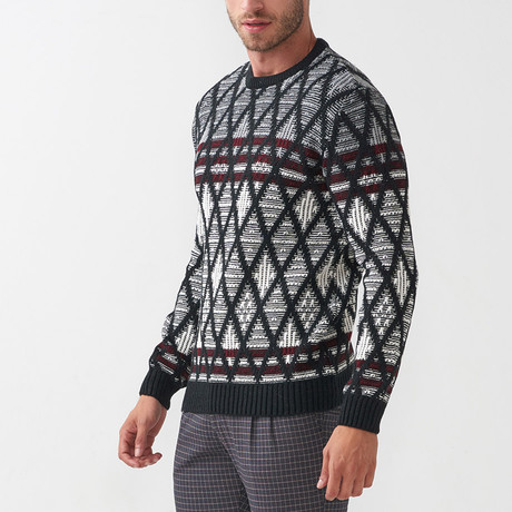 Murray Tricot Sweater // Black (S)