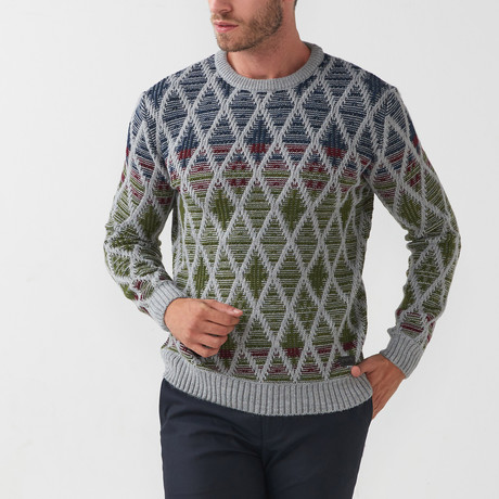 Murray Tricot Sweater // Grey (S)