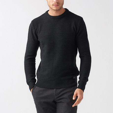 Atticus Tricot Sweater // Black (S)