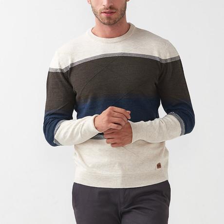 Auden Tricot Sweater // Beige (S)