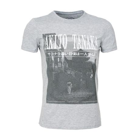 Geisha Area T-Shirt // Gray (S)