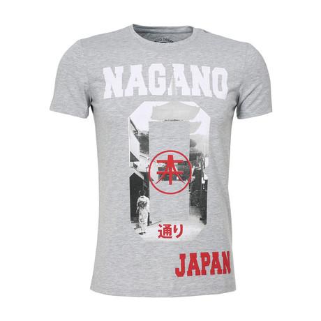 Nagano T-Shirt // Gray (S)