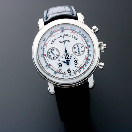 Franck Muller Split Seconds Chronograph Automatic // Pre-Owned