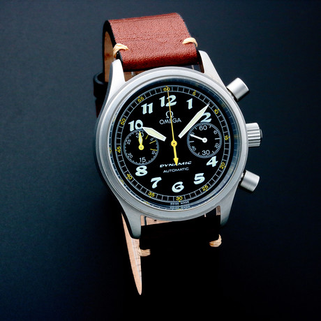 Omega Dynamic Chronograph Automatic // 52405 // Pre-Owned