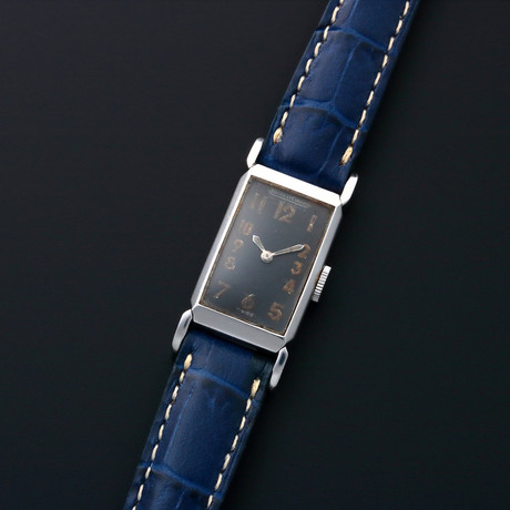 Jaeger-LeCoultre Manual Wind // Pre-Owned