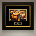 Axl Rose // Signed Photo // Custom Frame