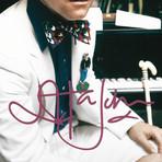 Elton John // Signed Photo // Custom Frame