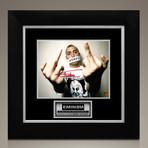 Eminem // Signed Photo // Custom Frame