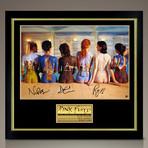 Pink Floyd // Band Signed Poster // Custom Frame