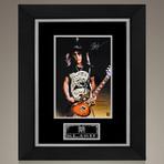 Slash // Signed Photo // Custom Frame