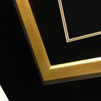 The Three Tenors // Michael Jackson + Pavarotti + Domingo + Carreras + Levine Signed Photo// Custom Frame