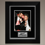 The Voice // Adam + Blake Signed Photo // Custom Frame
