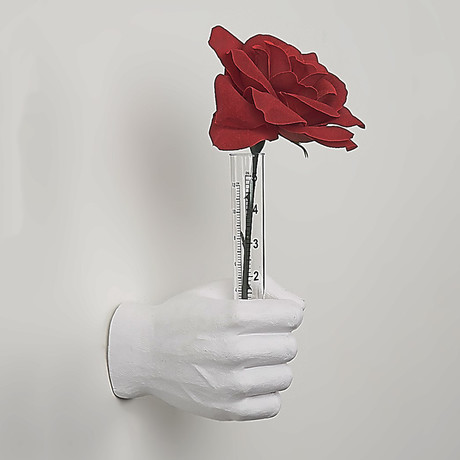 Flower Vase Grip Hand