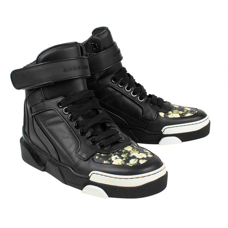 Tyson High-Top Sneakers // Black (US: 6)